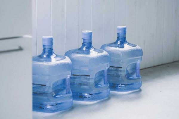 備蓄水としてのボトル