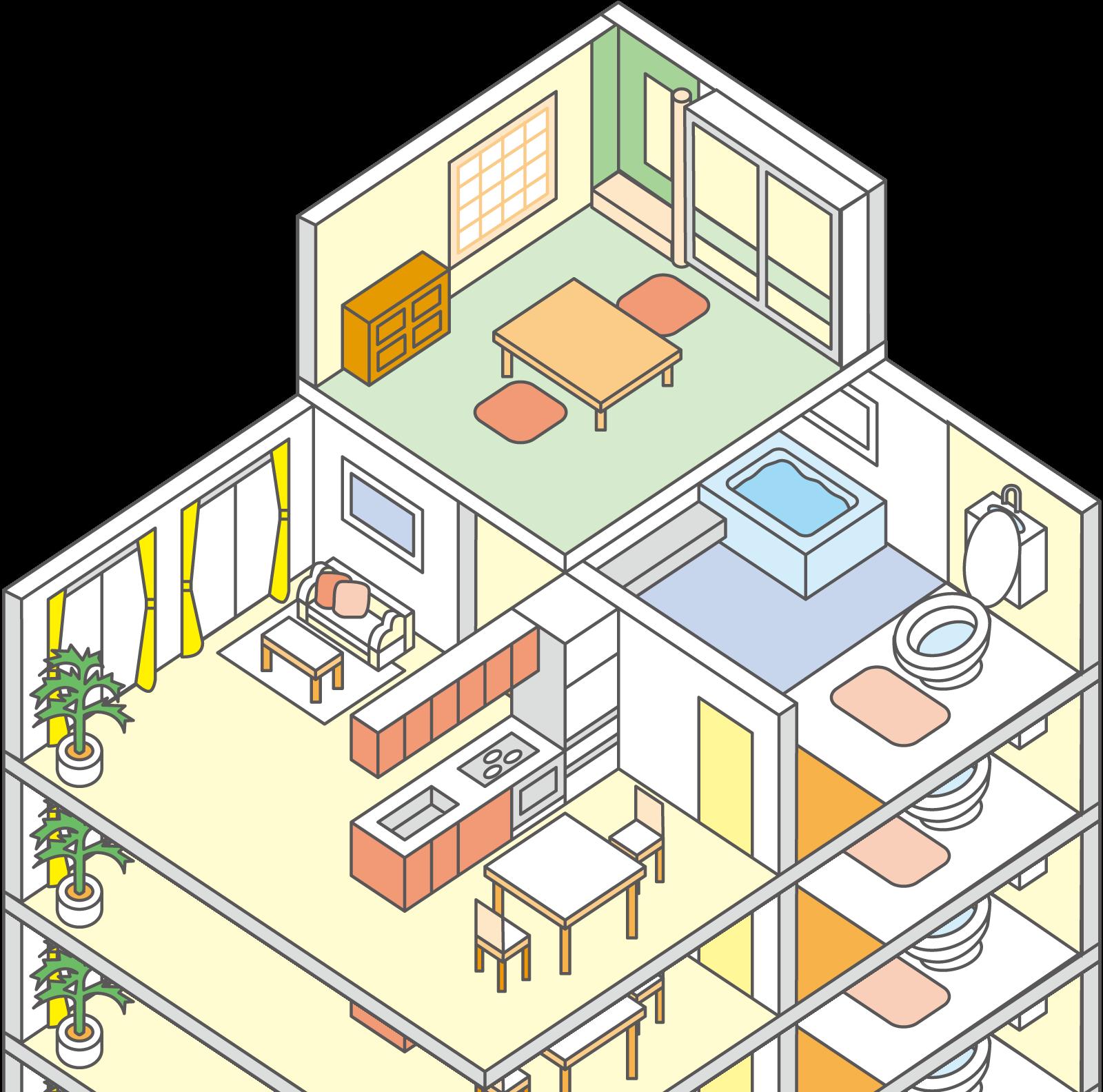 風水と住空間